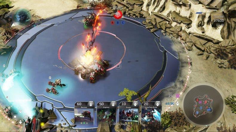 Avance e impresiones de Blitz Firefight, el nuevo modo de Halo Wars 2 1