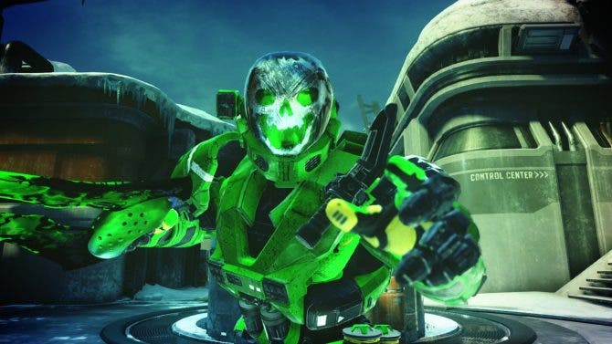 Peso del parche One X de Halo 5, Gears 4, Halo Wars 2... 1