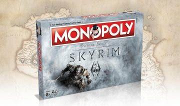 La epicidad llega a Monopoly con su versión de Skyrim 2