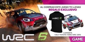 GAME presenta sus incentivos para comprar WRC 6 3