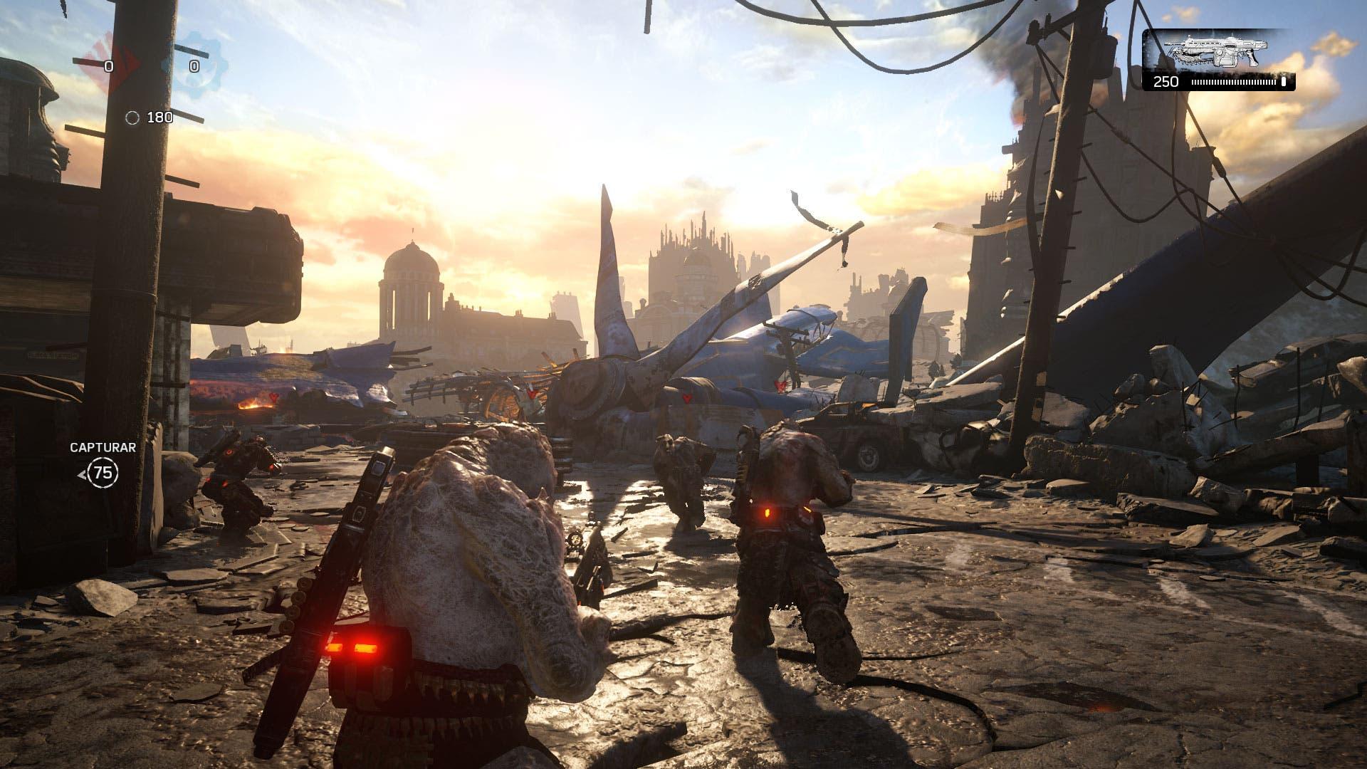Análisis de Gears of War 4