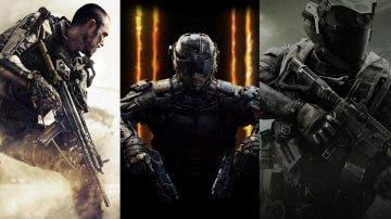 ¿Serías capaz de diferenciar Call of Duty: Infinite Warfare, Black Ops III y Advanced Warfare? 5