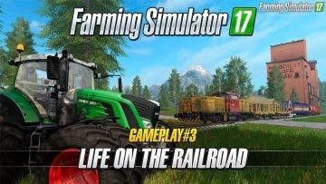 Farming Simulator 17 muestra un nuevo gameplay vinculado a la explotación forestal 11