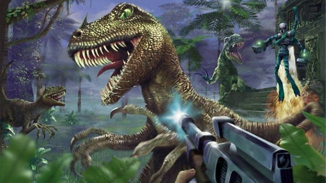 Turok Remaster listado para Xbox One con lanzamiento inminente 1