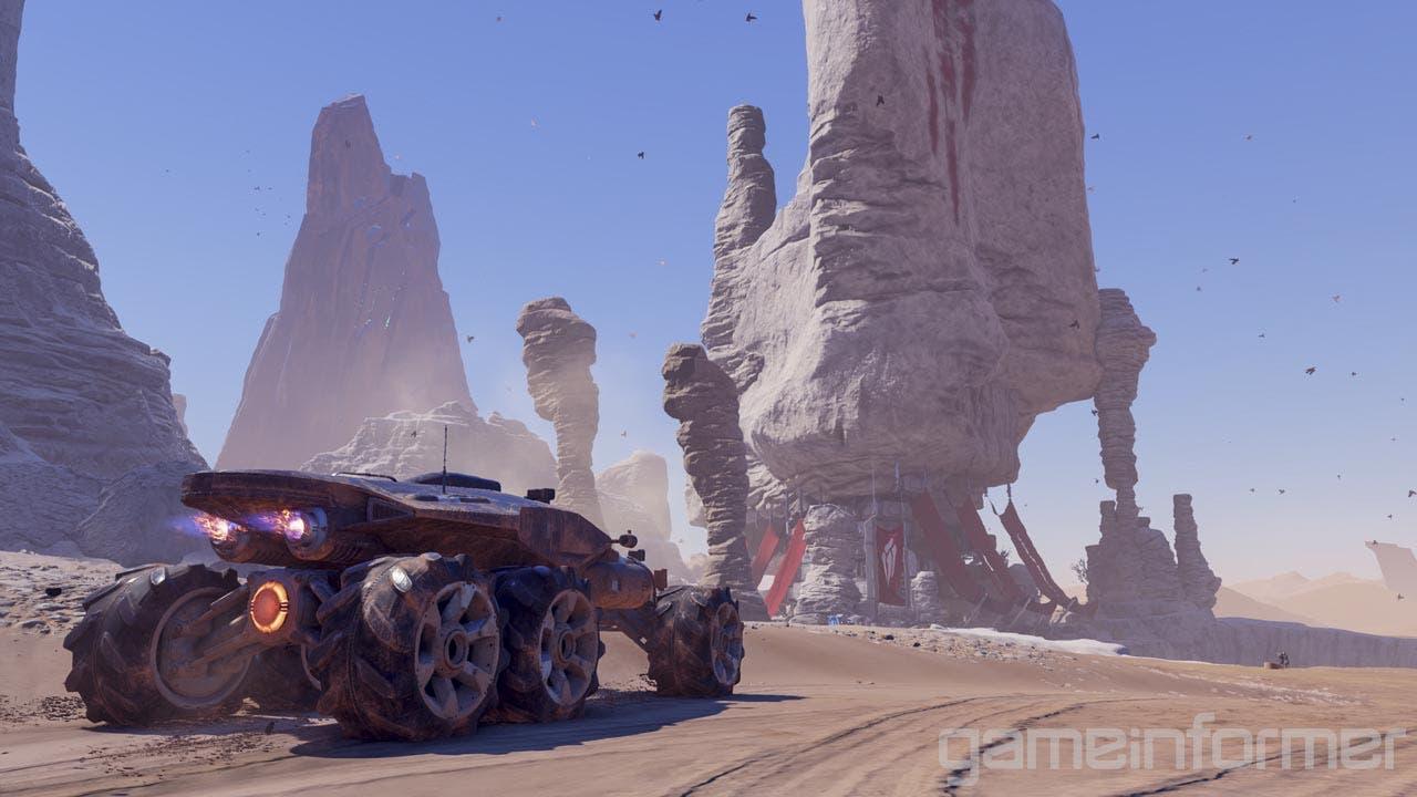 Bioware busca 'un equilibrio' en el tamaño de los planetas de Mass Effect Andromeda 2