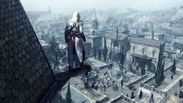 Las misiones secundarias del primer Assassin's Creed se hicieron en 5 días 1