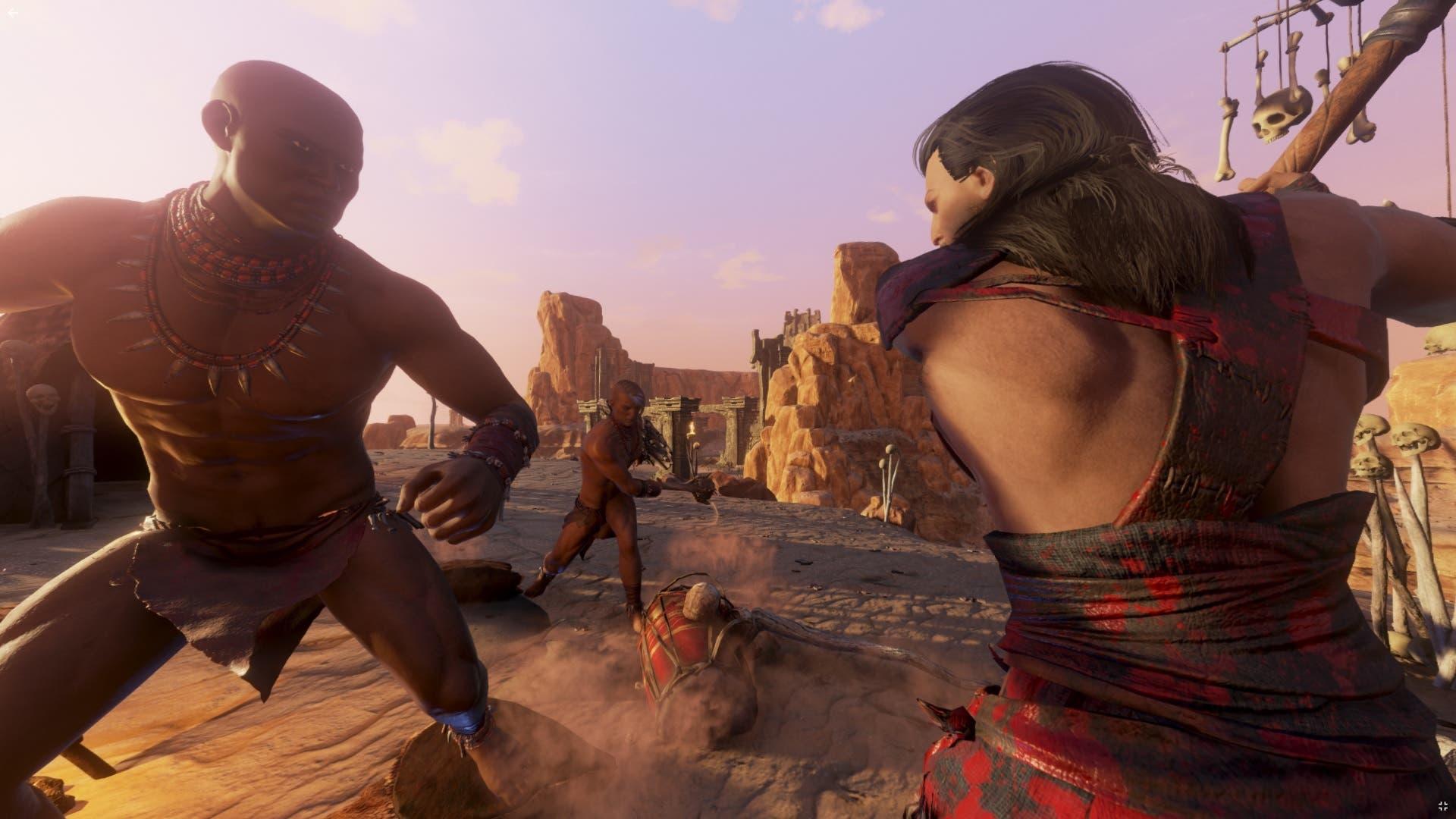 No habrá desnundos integrales en Conan Exiles en Xbox One 2