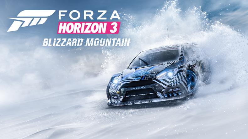 Forza Horizon 3, primeras imágenes de Blizzard Mountain 1