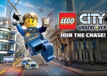 Reserva LEGO City Undercover en GAME y llévate este regalo 13