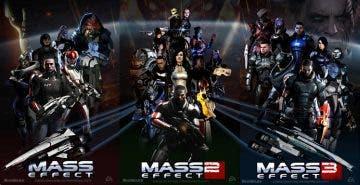 Disponible la trilogía al completo de Mass Effect gratis en EA Access 4