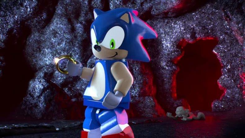 Sonic llega a LEGO Dimensions 1