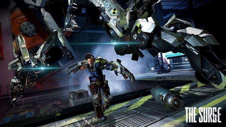 El RPG de acción The Surge tendrá soporte para Project Scorpio 1