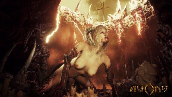 Terror en estado puro, así es el extenso gameplay de Agony 1
