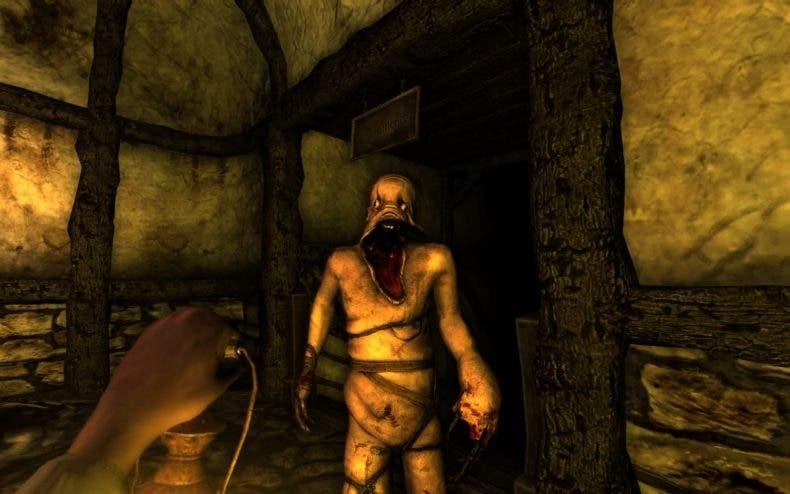 Los creadores de Amnesia: The Dark Descent podrían trabajar con Xbox Scorpio 1