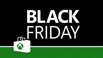 ofertas del Black Friday de Xbox