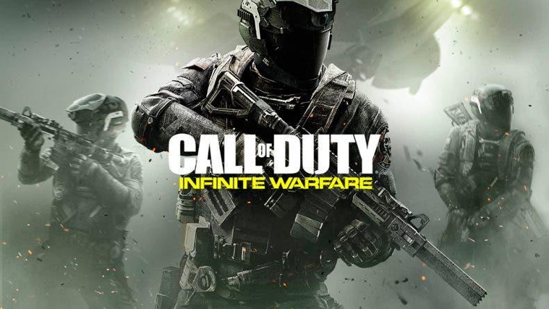 Call of Duty: Infinite Warfare descubre sus mejoras para la potencia de Xbox One X 1