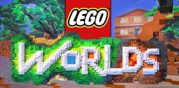 LEGO Worlds recibe un modo sandbox en su primera actualización 2