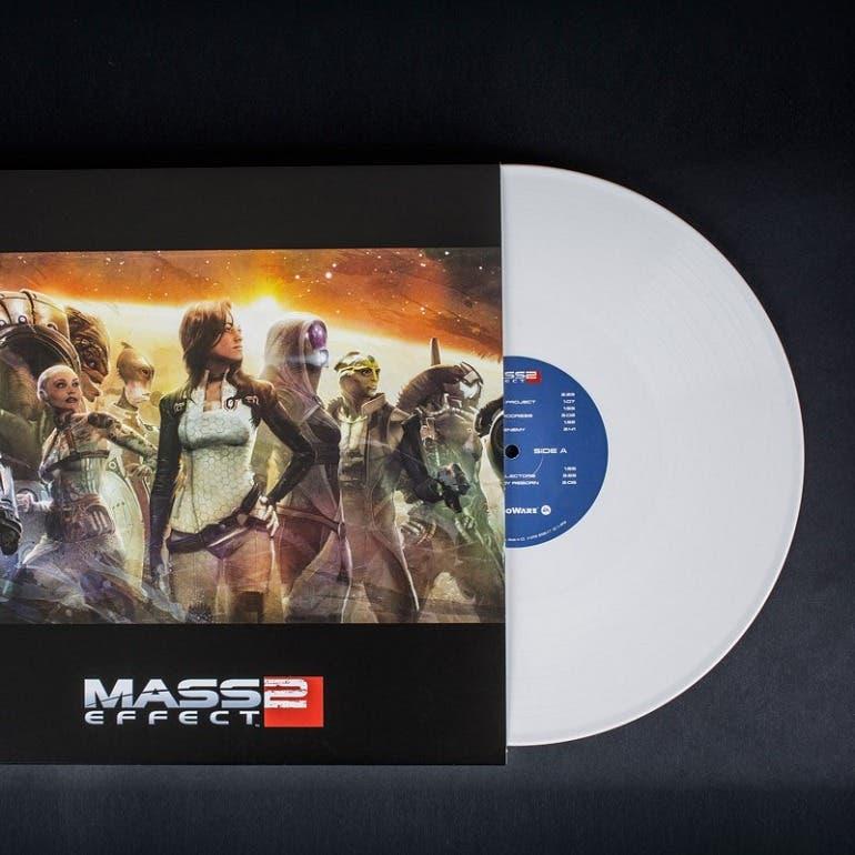 Banda Sonora Mass Effect reedición