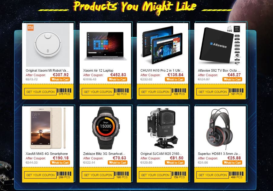 ofertas-gearbest-black-friday