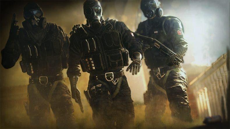 Espectacular cinemática de Rainbow Six Siege para anunciar un nuevo evento 1