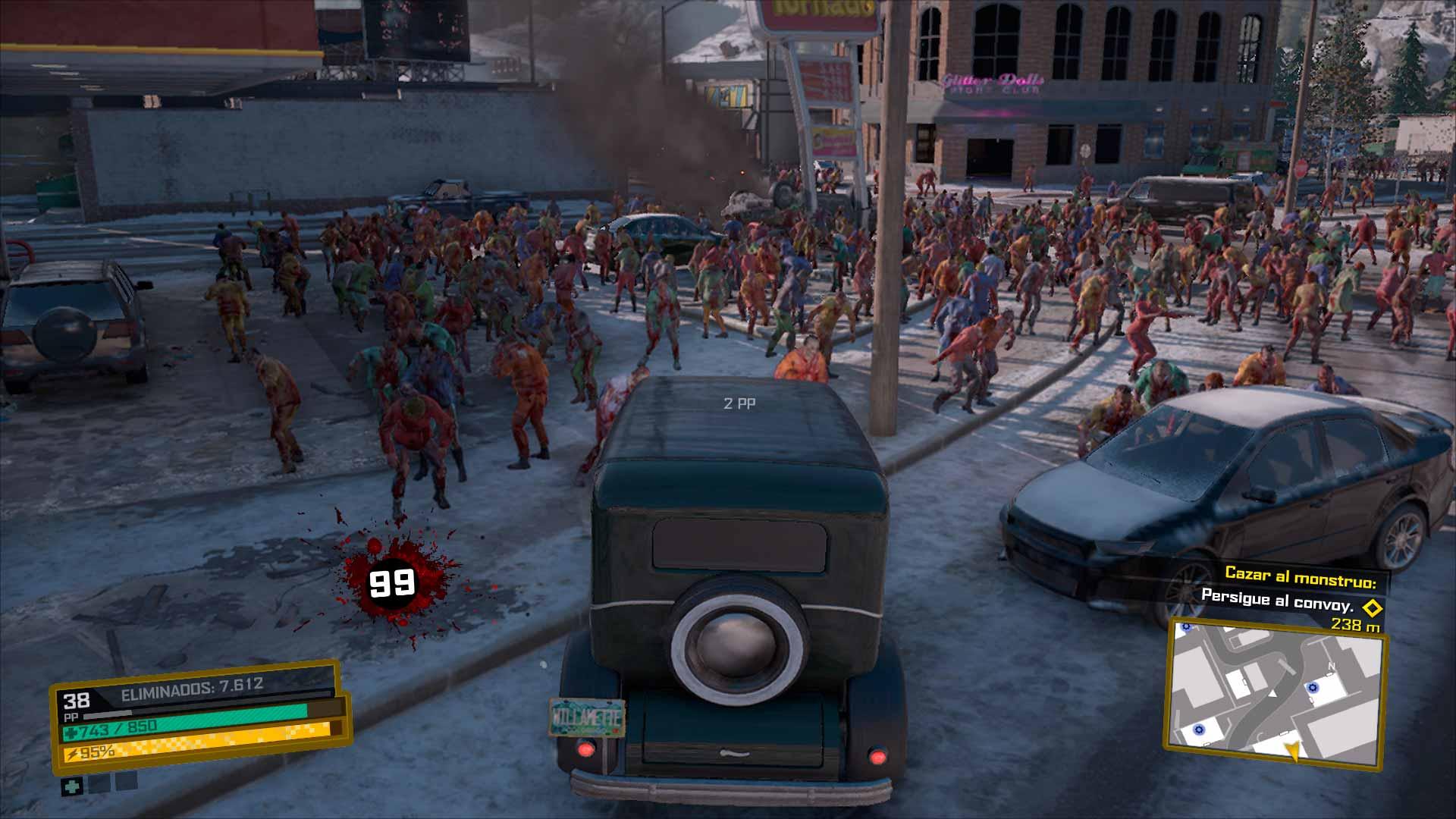 Si queréis zombis en pantalla, Dead Rising 4 pondrá un montón en escena.