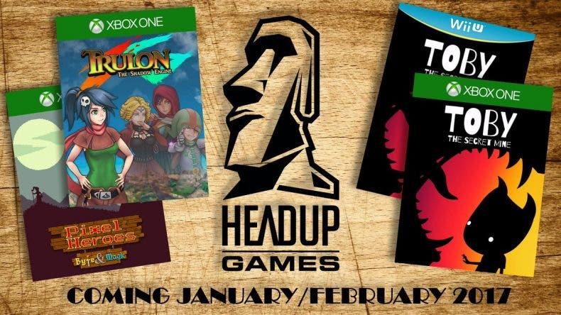 Anunciado Toby The Secret Mine para Xbox One, ¿el nuevo Limbo? 1