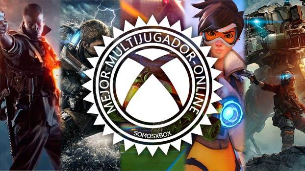 Premios Oficiales SomosXbox 2016 | Mejor Juego Multijugador Online 1