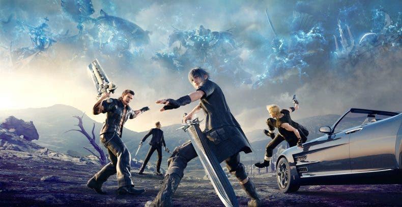 Xbox One X deja en evidencia a Stadia en esta comparativa técnica de Final Fantasy XV 1