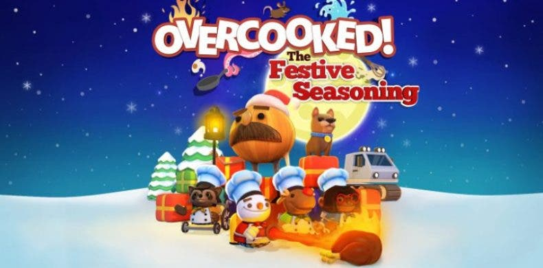 Overcooked Festive Seasoning