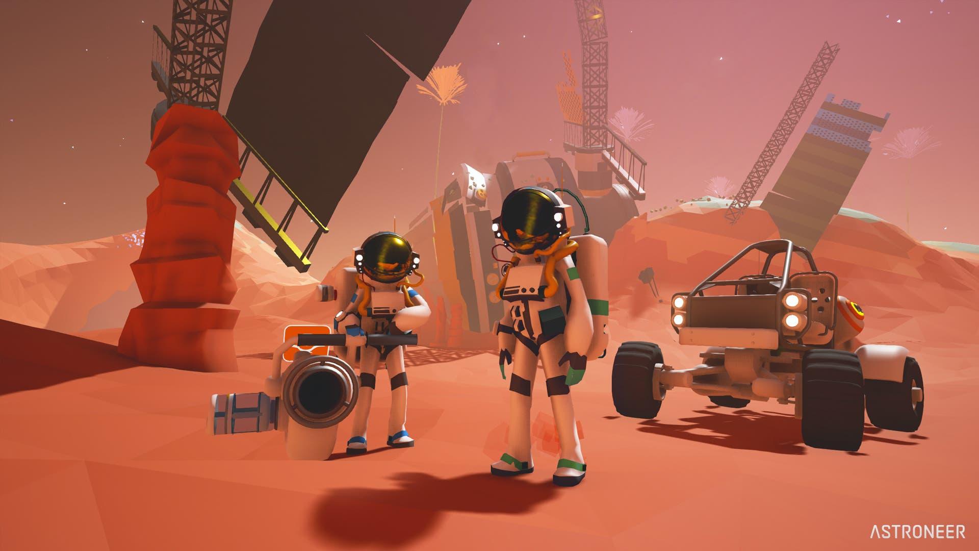 Avance de Astroneer 4