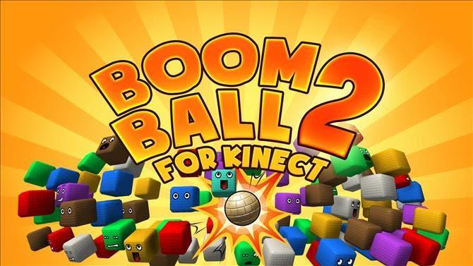 Kinect sigue vivo con un nuevo lanzamiento, Boom Ball 2 1