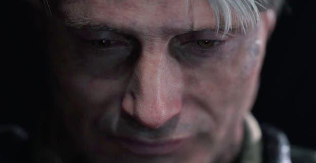 Kojima sorprendido por la captura de Mad Mikkelsen para tráiler de Death Stranding 1
