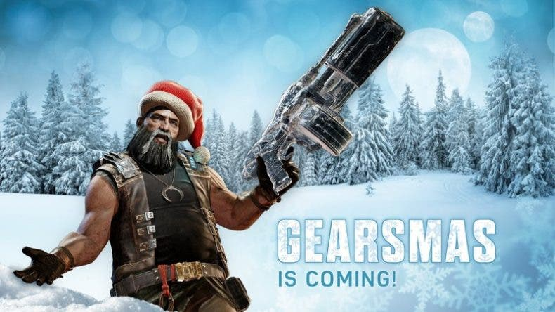 Gears of War 4 launches Gearsmas 2018