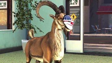 El DLC Goat Simulator PAYDAY llega a Xbox One 6