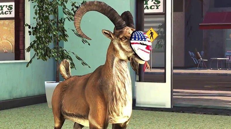 El DLC Goat Simulator PAYDAY llega a Xbox One 1