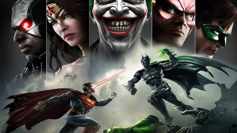 Injustice: Gods Among Us tendrá una adaptación animada