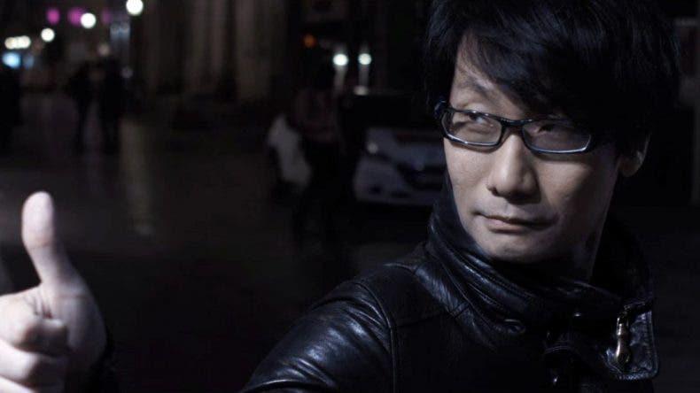 Kojima recibe un regalo muy especial de parte de Microsoft 1
