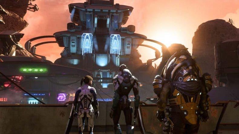 Mass Effect Andromeda nos presenta más de mil personajes únicos 1
