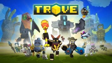 Trove lanza su versión final para Xbox One 52