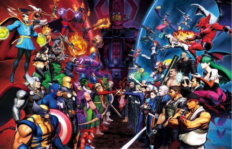 La remasterización de Ultimate Marvel vs Capcom 3 estará en Xbox One 1