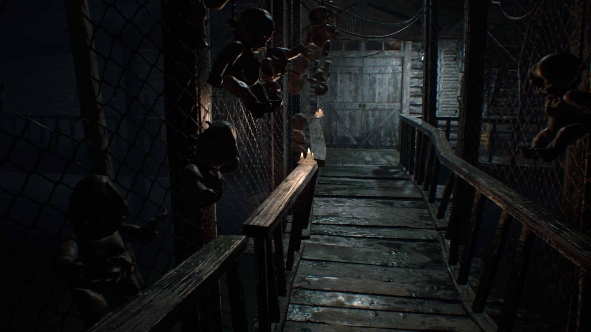 Análisis de Resident Evil 7 Biohazard 2