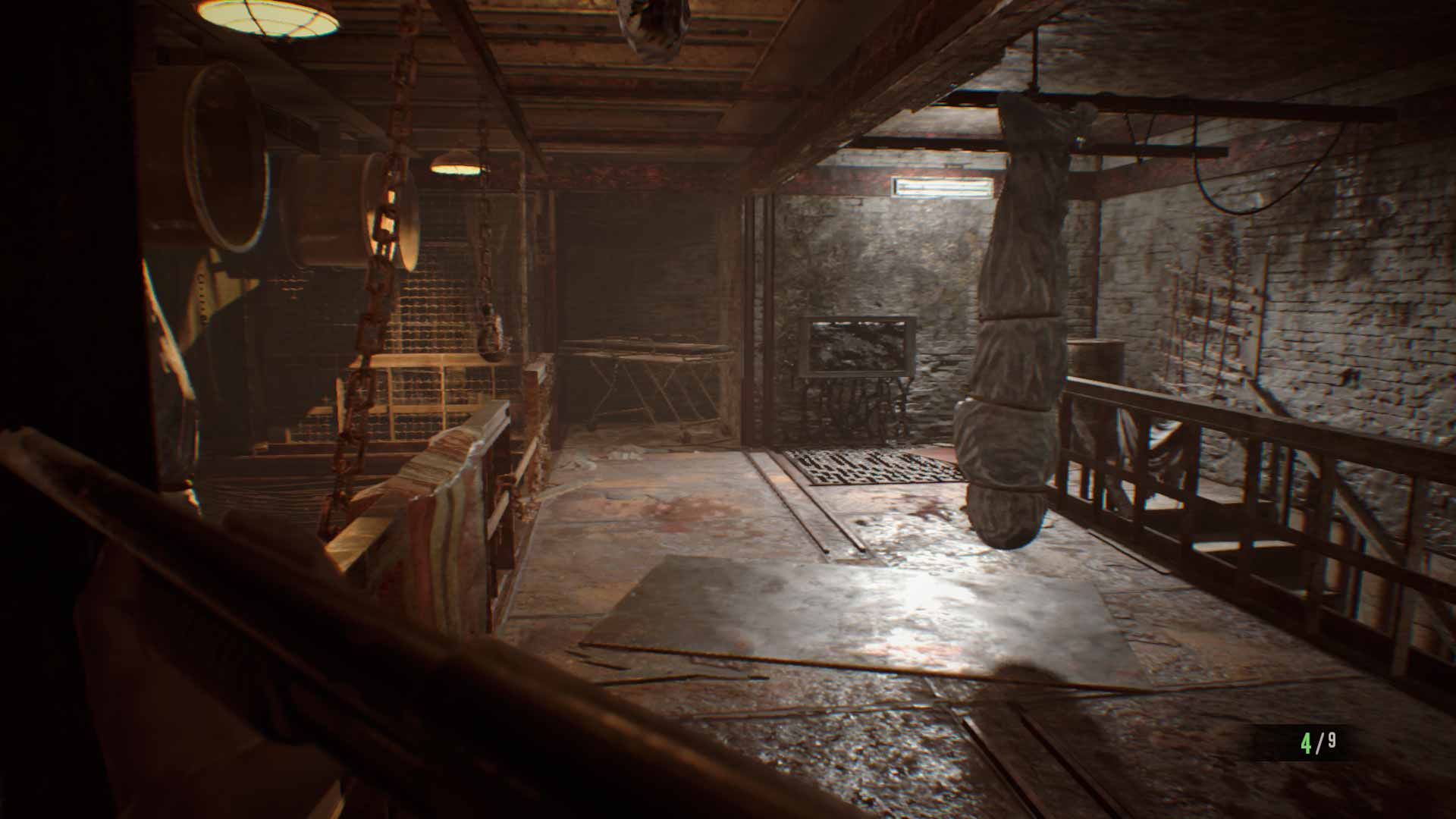 Análisis de Resident Evil 7 Biohazard 3