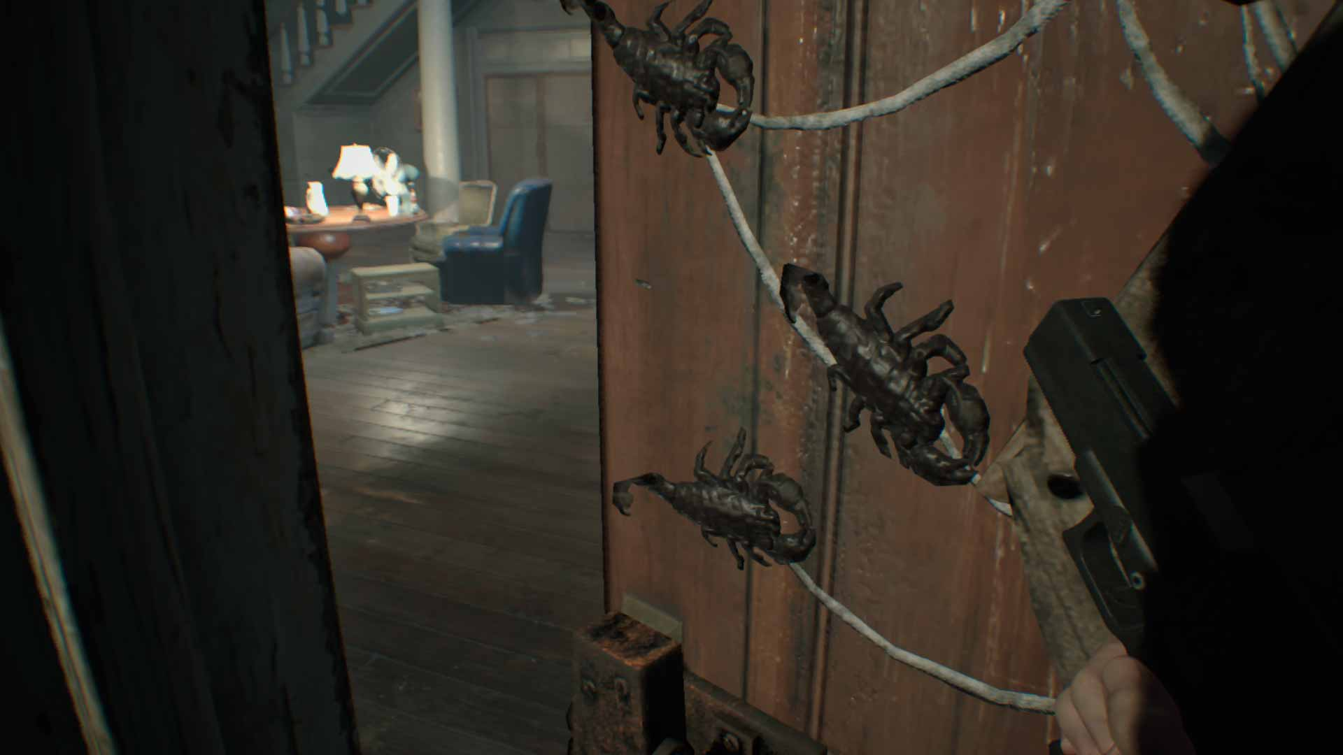 Análisis de Resident Evil 7 Biohazard 4