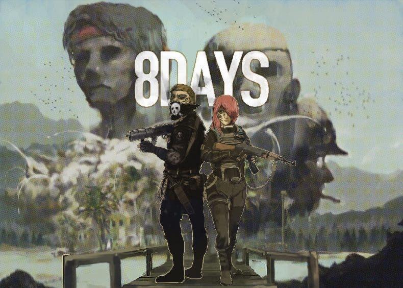 8DAYS, otro videojuego español que podéis pre-comprar en Xbox One 1