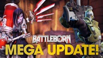 Ya disponible la Winter Update de Battleborn con gran cantidad de novedades 7
