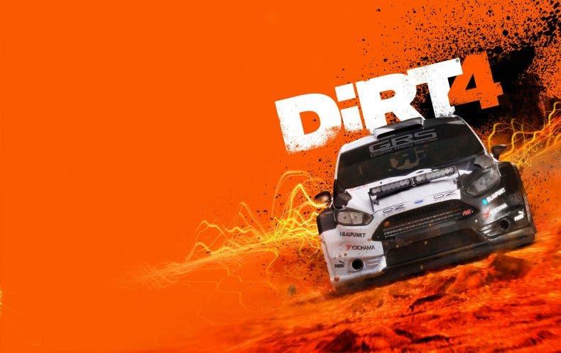 Dirt 4 podría tener una versión para Project Scorpio 1