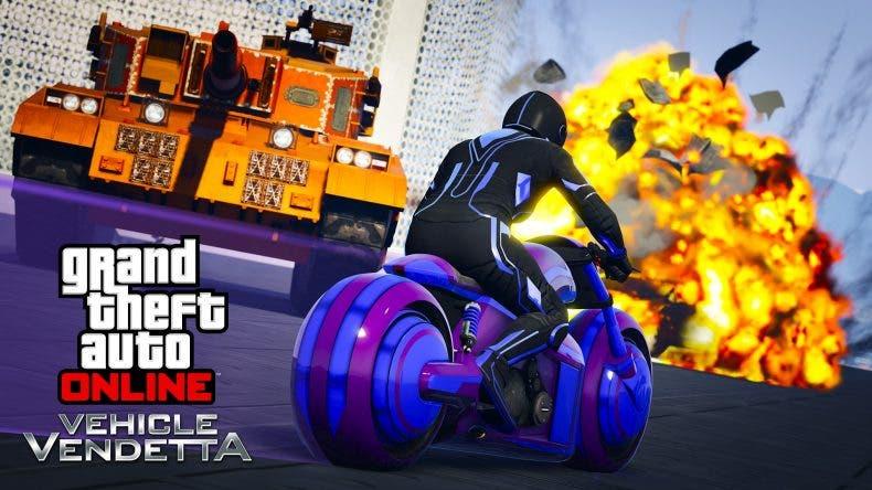 Nuevo modo de juego, doble XP y más para llegar a Grand Theft Auto Online 1