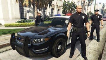 Nuevos rumores sobre un DLC con historia para Grand Theft Auto V y misiones policiacas 9