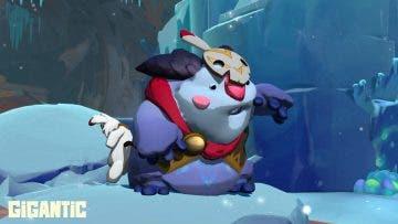 Conoce a Pakko, el nuevo personaje de Gigantic 11