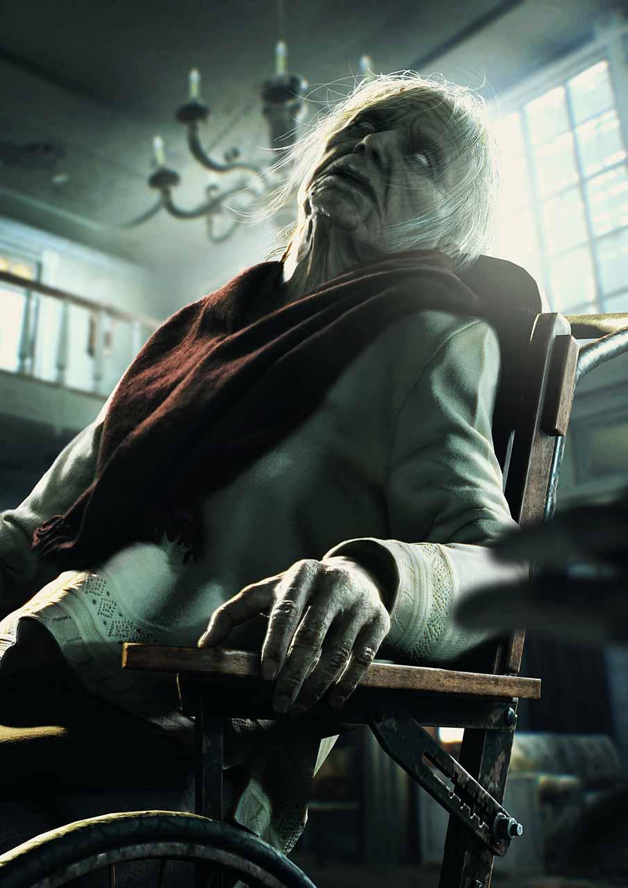 Análisis de Resident Evil 7 Biohazard 1